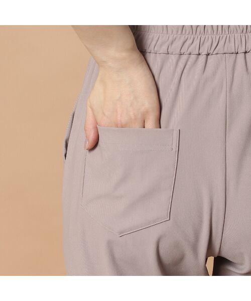 Rose Tiara / ローズティアラ ショート・ハーフ・半端丈パンツ | ハイテンションパンツ | 詳細7