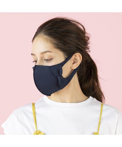 Rose Tiara / ローズティアラ ハット | 耳が痛くなりにくいマスク リボン 《 2枚1セット 》 | 詳細2