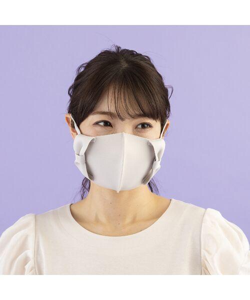 Rose Tiara / ローズティアラ ハット | 耳が痛くなりにくいマスク リボン 《 2枚1セット 》 | 詳細3