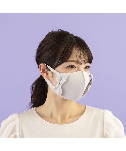 Rose Tiara / ローズティアラ ハット | 耳が痛くなりにくいマスク リボン 《 2枚1セット 》 | 詳細4