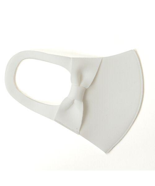 Rose Tiara / ローズティアラ ハット | 耳が痛くなりにくいマスク リボン 《 2枚1セット 》 | 詳細9