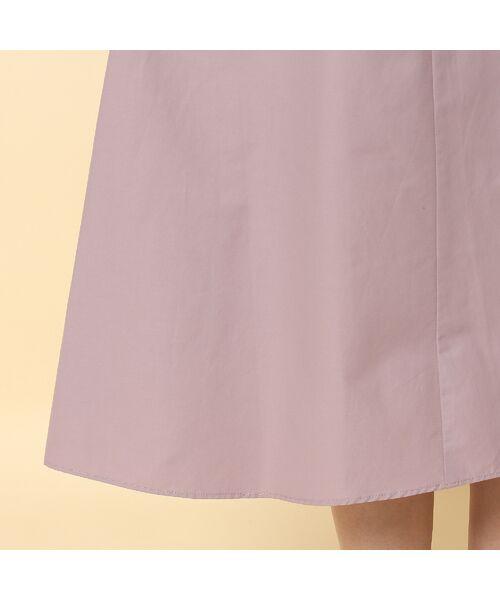 Rose Tiara / ローズティアラ ミニ丈・ひざ丈ワンピース   【 ouchi de Rose 】タイプライターワンピース   詳細8