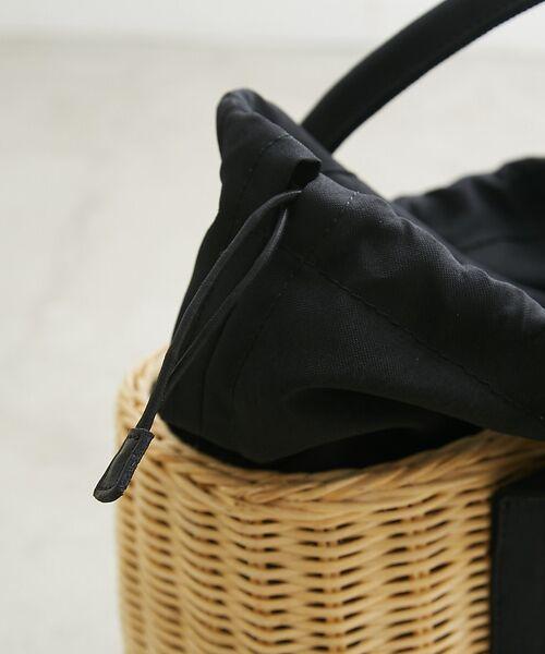 Rouge vif la cle / ルージュ・ヴィフ ラクレ トートバッグ | COTTO 巾着カゴバッグ | 詳細6
