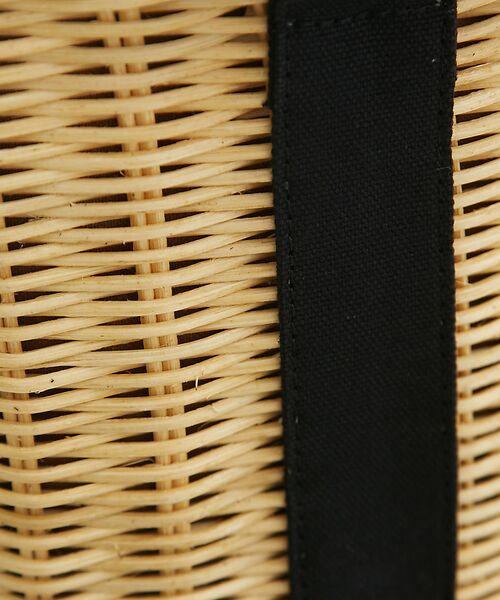 Rouge vif la cle / ルージュ・ヴィフ ラクレ トートバッグ | COTTO 巾着カゴバッグ | 詳細7