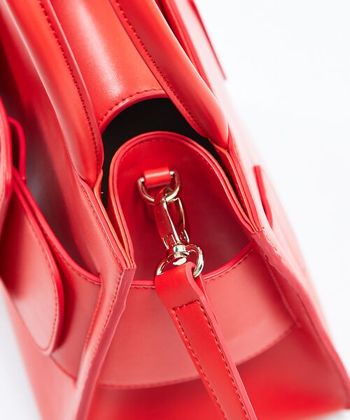 Rouge vif la cle / ルージュ・ヴィフ ラクレ トートバッグ | バックルトート | 詳細5