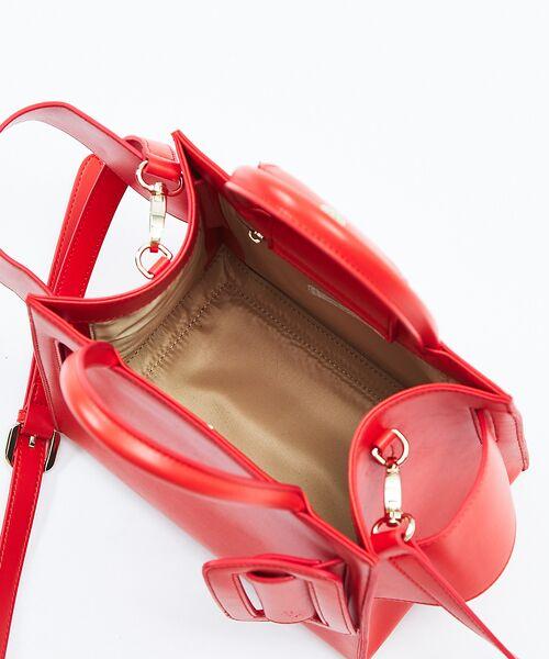 Rouge vif la cle / ルージュ・ヴィフ ラクレ トートバッグ | バックルトート | 詳細7