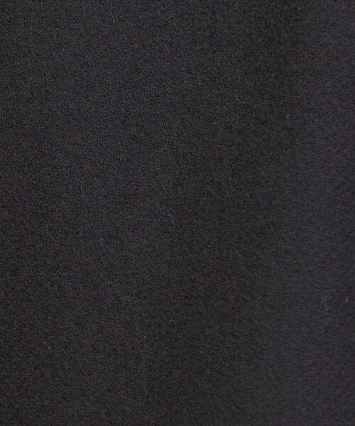 Rouge vif la cle / ルージュ・ヴィフ ラクレ ブルゾン | ノーカラーロングコート | 詳細14