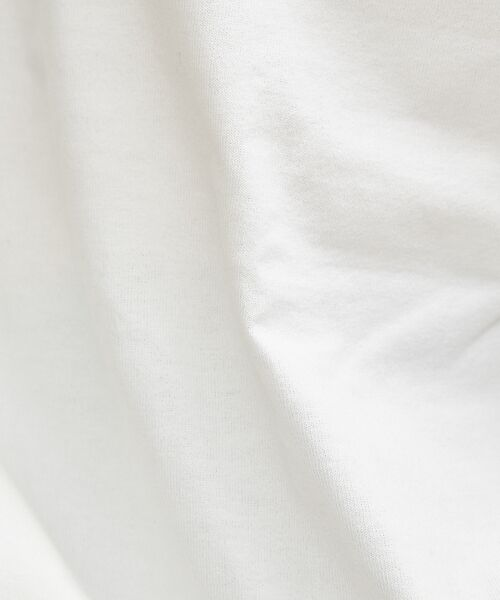 Rouge vif la cle / ルージュ・ヴィフ ラクレ Tシャツ   Lachement コーマ度詰天竺Tシャツ   詳細3