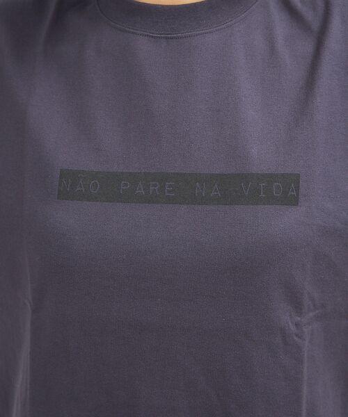 Rouge vif la cle / ルージュ・ヴィフ ラクレ Tシャツ   Lachement コーマ度詰天竺Tシャツ   詳細11