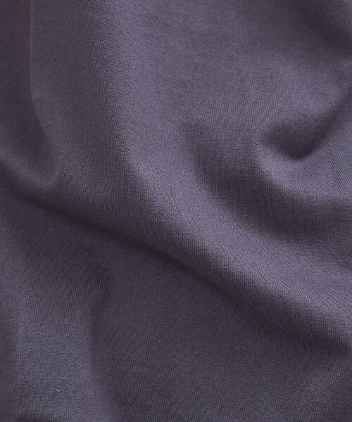 Rouge vif la cle / ルージュ・ヴィフ ラクレ Tシャツ   Lachement コーマ度詰天竺Tシャツ   詳細12
