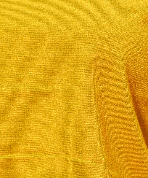 Rouge vif la cle / ルージュ・ヴィフ ラクレ ニット・セーター | バイカラー袖ボタンニット【予約】 | 詳細8