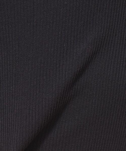Rouge vif la cle / ルージュ・ヴィフ ラクレ ニット・セーター | ボートネックリブニット | 詳細18
