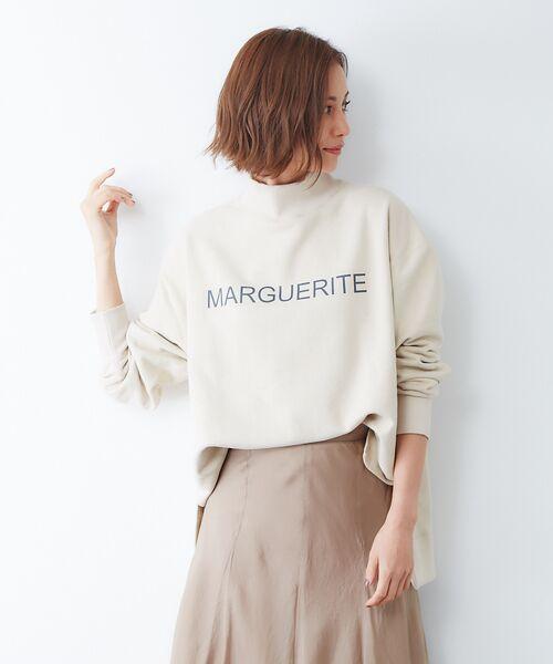Rouge vif la cle / ルージュ・ヴィフ ラクレ スウェット | ハイネックスウェット | 詳細8