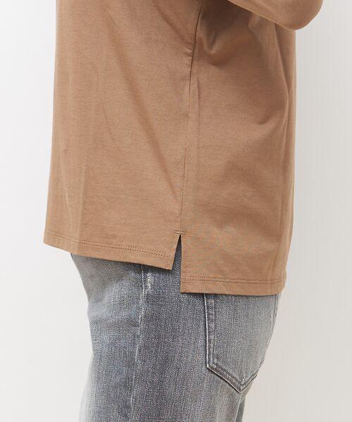 Rouge vif la cle / ルージュ・ヴィフ ラクレ Tシャツ | 【MICA&DEAL】WEB限定ロゴプリントロングTシャツ【予約】 | 詳細9