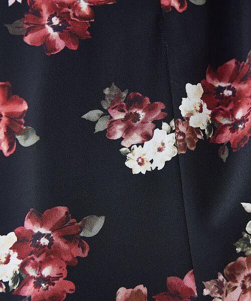 Rouge vif la cle / ルージュ・ヴィフ ラクレ ロング・マキシ丈スカート | パッチワークスカート | 詳細8