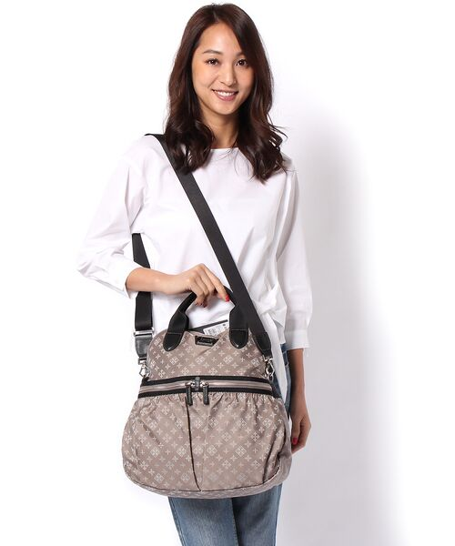 russet / ラシット トートバッグ   <russet for Traveller>フロントポケットトートバッグ   詳細12