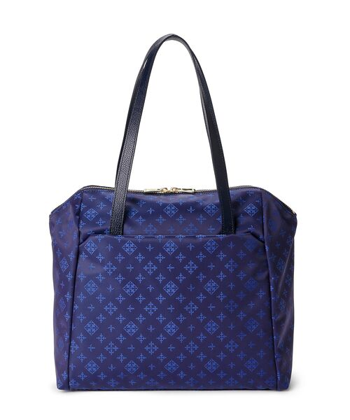 russet / ラシット ボストンバッグ | Square Tote Bag | 詳細1