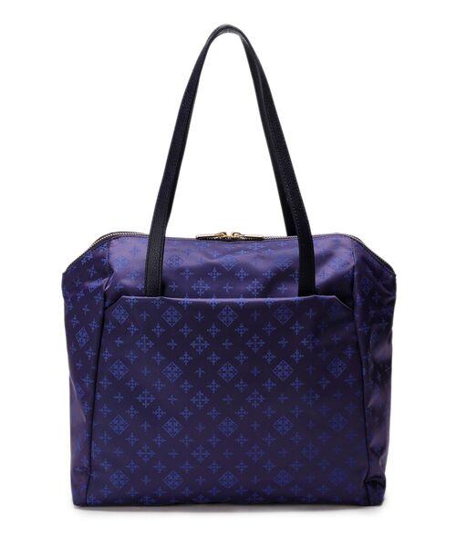 russet / ラシット ボストンバッグ | Square Tote Bag | 詳細3