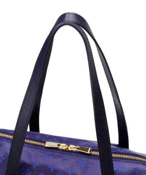 russet / ラシット ボストンバッグ | Square Tote Bag | 詳細4