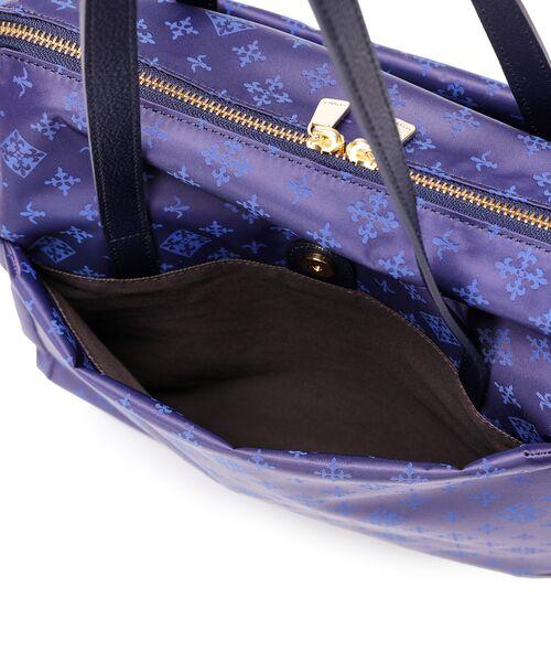 russet / ラシット ボストンバッグ | Square Tote Bag | 詳細7