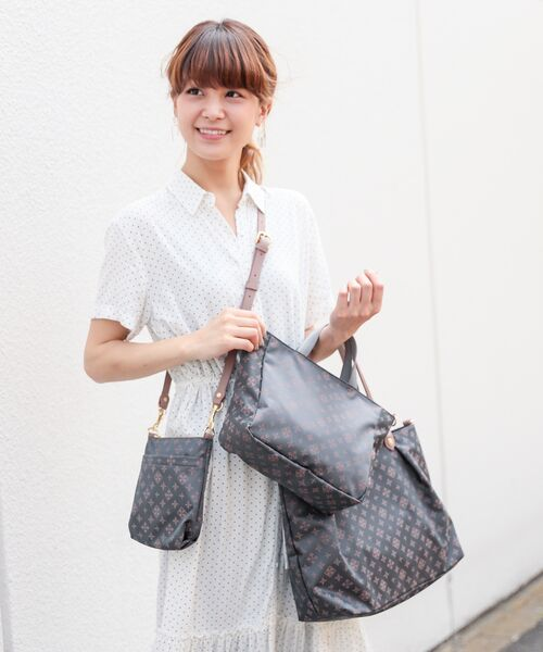 russet / ラシット トートバッグ | NEW 3 SET BAG【WEB LIMITED】 | 詳細1
