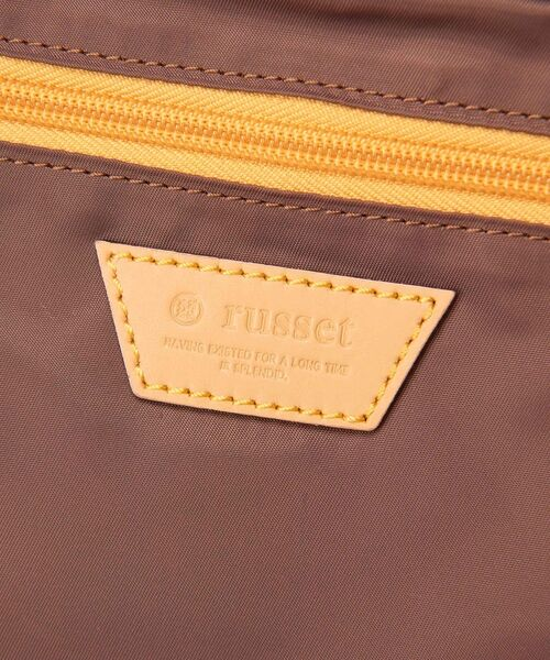 russet / ラシット トートバッグ | NEW 3 SET BAG【WEB LIMITED】 | 詳細12