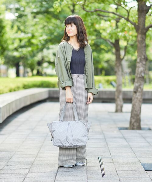 russet / ラシット トートバッグ | WING TOTE | 詳細1