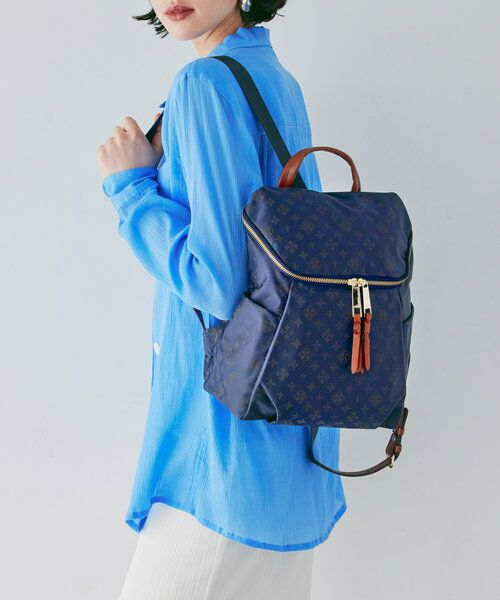russet / ラシット リュック・バックパック | RUCKSACK(Town Series)/(CE-512)(パープル)