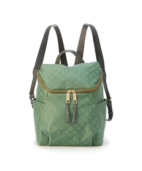 russet / ラシット リュック・バックパック | RUCKSACK(Town Series)/(CE-512)(ミント)