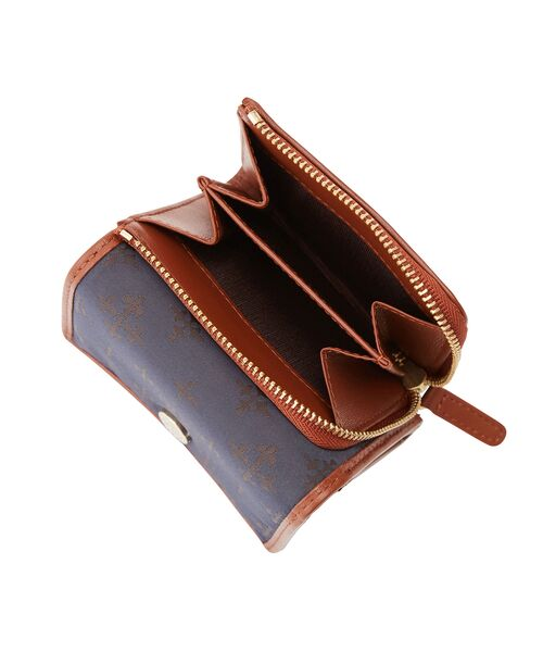 russet / ラシット 財布・コインケース・マネークリップ | 三つ折り財布(S) | 詳細4