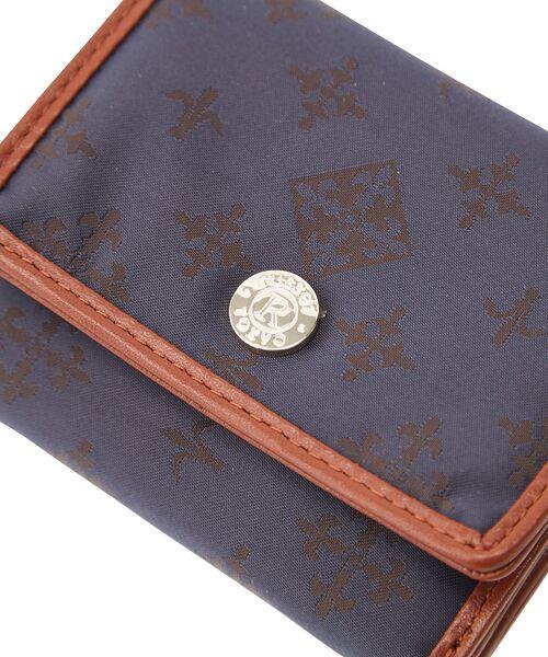 russet / ラシット 財布・コインケース・マネークリップ | 三つ折り財布(S) | 詳細5