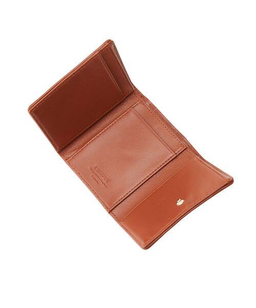 russet / ラシット 財布・コインケース・マネークリップ | 三つ折り財布(S) | 詳細8