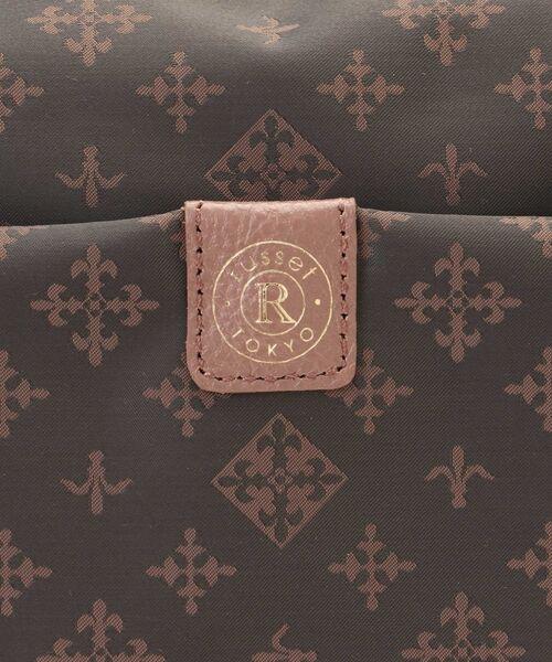 russet / ラシット ショルダーバッグ | 2WAY ショルダーバッグ(CE-605) | 詳細12