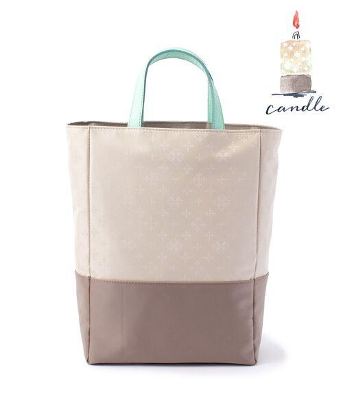 russet / ラシット トートバッグ | CANDLE(CE-300)(アイボリー)