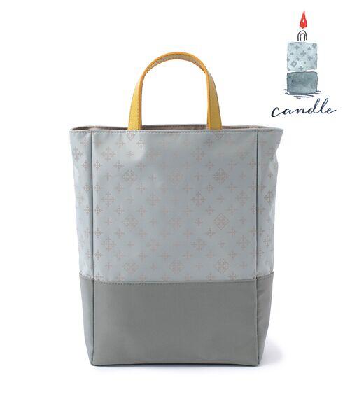 russet / ラシット トートバッグ | CANDLE(CE-300)(スカイブルー)