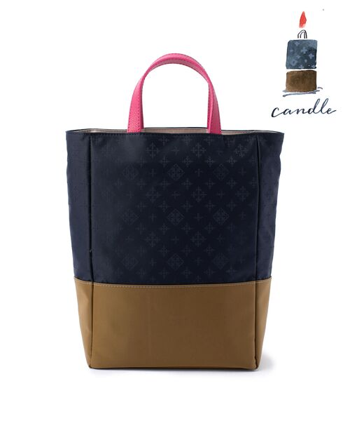 russet / ラシット トートバッグ | CANDLE(CE-300)(ミッドナイトブルー)