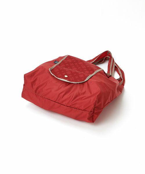 russet / ラシット バッグ | 折りたたみエコバッグ(Z-028) | 詳細27