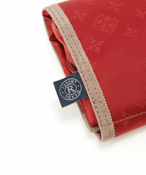 russet / ラシット バッグ | 折りたたみエコバッグ(Z-028) | 詳細20