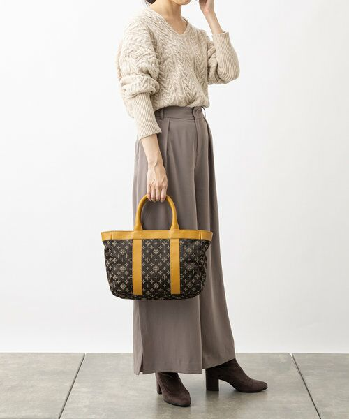 russet / ラシット トートバッグ   【VINTAGE COLLECTION】ライントート(CE-895-WEB)   詳細7