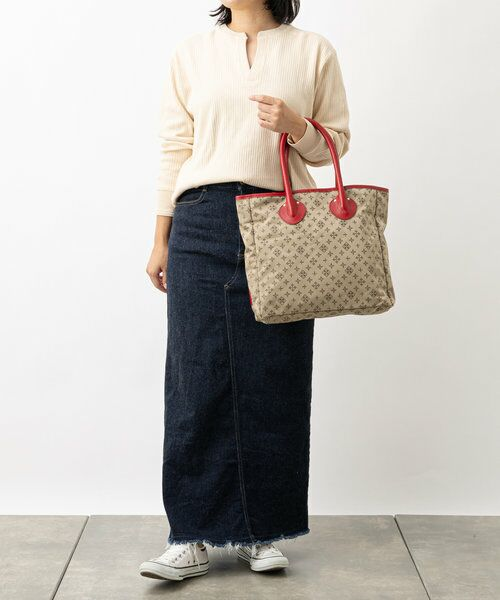 russet / ラシット トートバッグ   【VINTAGE COLLECTION】ビッグトート(CE-896-WEB)   詳細2