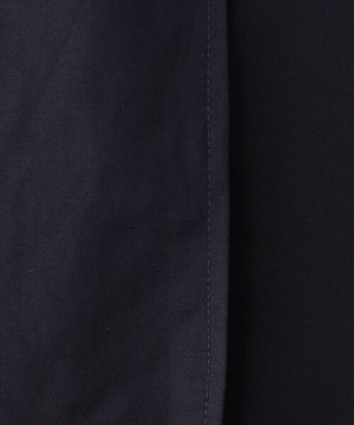 3can4on / サンカンシオン トレンチコート   【撥水加工】【防花粉】コットンツイルトレンチコート   詳細7