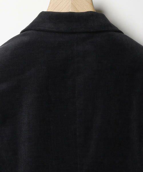 SCAPA / スキャパ テーラードジャケット | レッジャーニマイクロコールジャケット | 詳細3