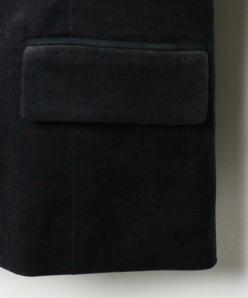 SCAPA / スキャパ テーラードジャケット | レッジャーニマイクロコールジャケット | 詳細5