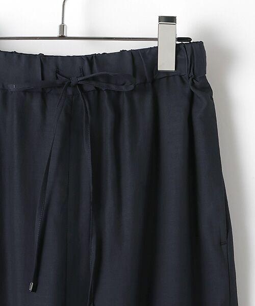 SEASON STYLE LAB / シーズンスタイルラボ その他パンツ   ドロストパンツ   詳細3