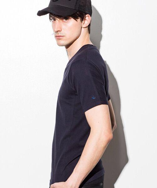 SHIFFON / シフォン Tシャツ | ボックスロゴプリントTシャツ | 詳細3