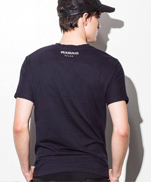 SHIFFON / シフォン Tシャツ | ボックスロゴプリントTシャツ | 詳細4
