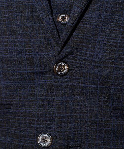 SHIFFON / シフォン テーラードジャケット | ストレッチジャガードテーラードジャケット | 詳細13