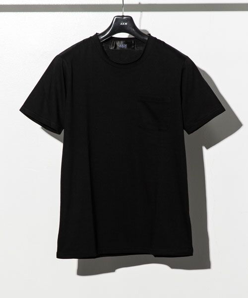 SHIFFON / シフォン Tシャツ | カットオフポケットTシャツ | 詳細1