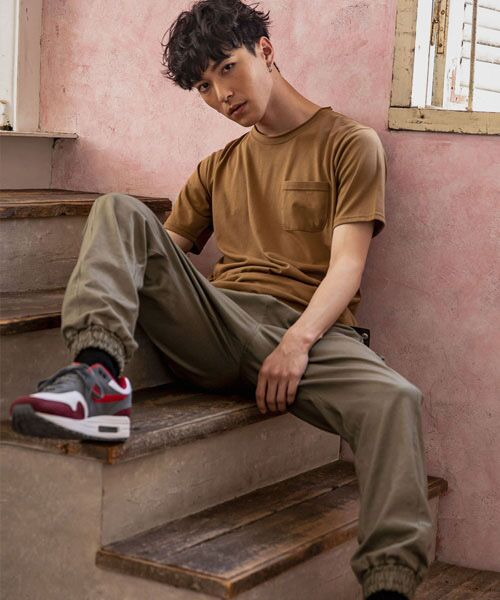 SHIFFON / シフォン Tシャツ   カットオフポケットTシャツ   詳細6