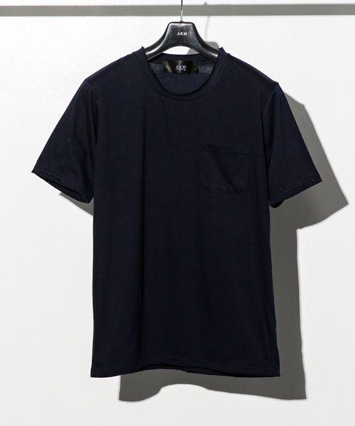 SHIFFON / シフォン Tシャツ | カットオフポケットTシャツ | 詳細4